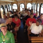 Private Trolley Tours Available Year 'Round
