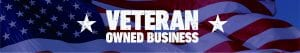 A Proudly owned Veteran Business
